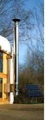 kachelpijp voor yurt
